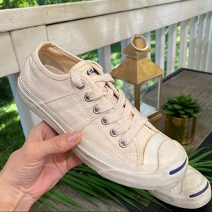 Converse Men's Jack Purcell Sneakers Canvas 3.5